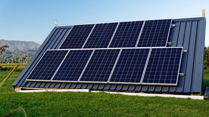 listrik tenaga surya - Sistem Off Grid